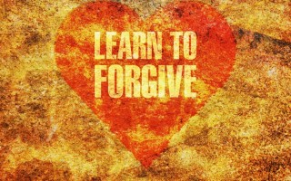 Hands-On Forgiveness